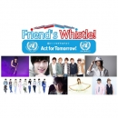 Friend's Whistle! Act for Tomorrow! Vol.2