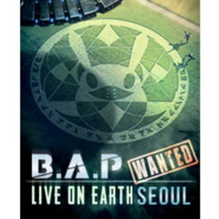B.A.P LIVE ON EARTH SEOUL [WANTED]