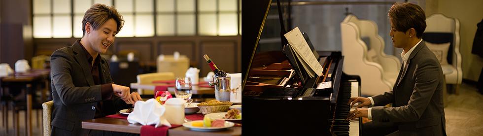 TOSCANA1周年記念スペシャルツアー~キム・ジュンスのすべて~【ホテルプラン】